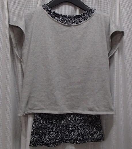 フレンチTシャツ(カットソー)