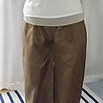 着物地のパンツ