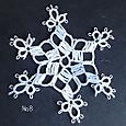 雪の結晶 8 Ⅳ