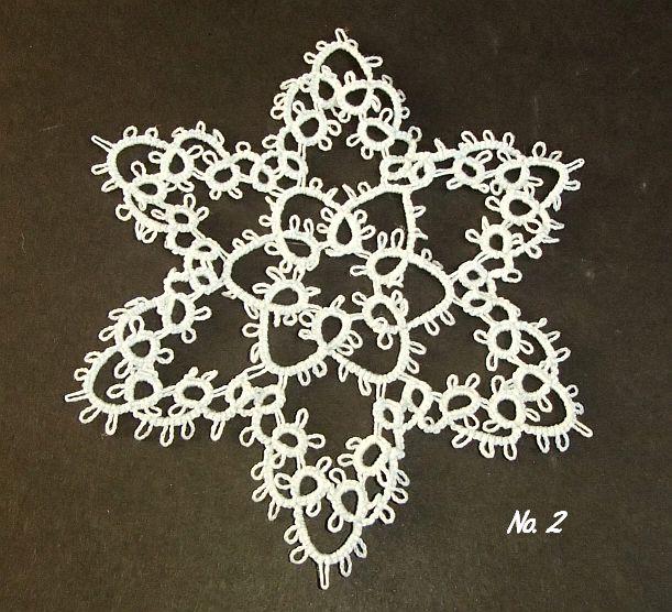 雪の結晶 2 Ⅱ