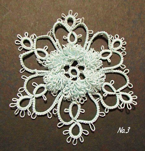 雪の結晶 3 Ⅱ
