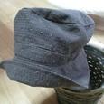 母の帽子(前から)